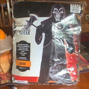 Crypt Master Halloween costume Sz 10/12 New